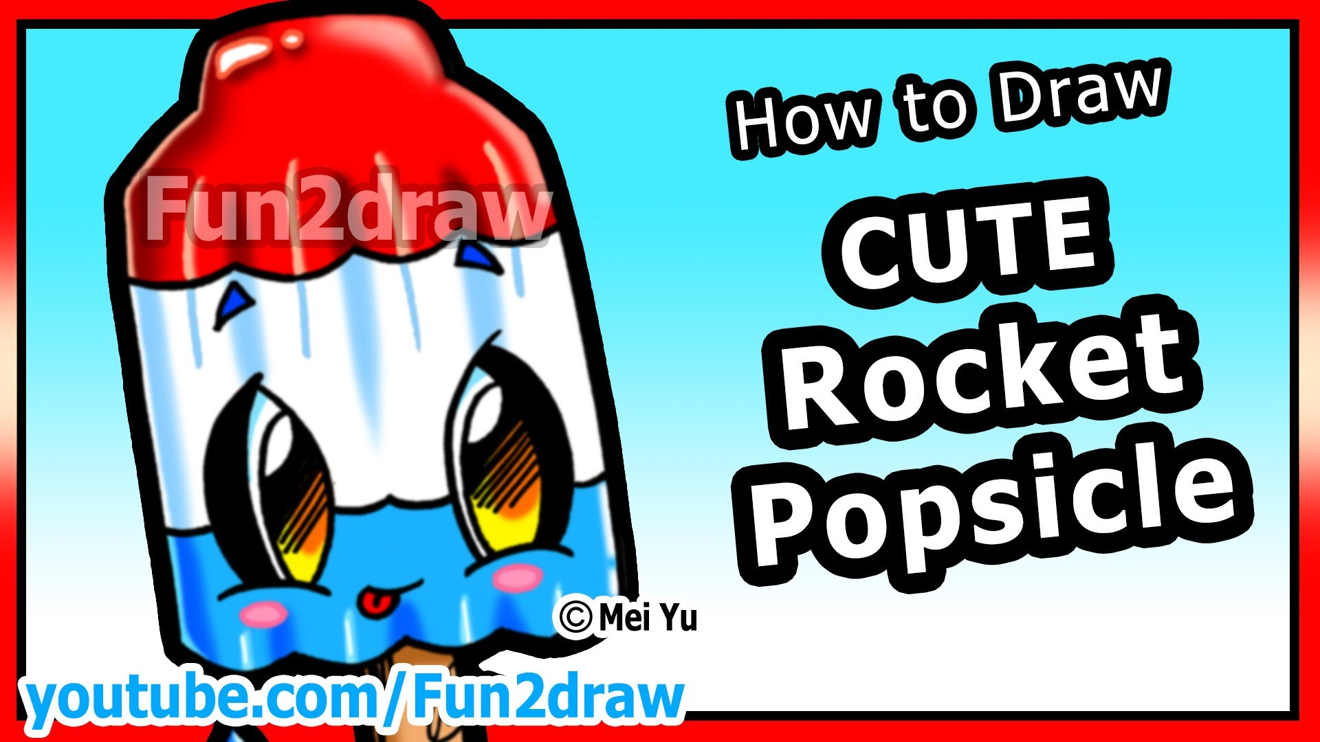 Popsicle clipart summer food Rocket Summer Fun2draw & Summer