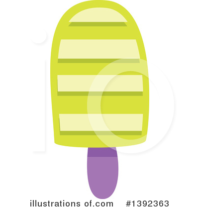 Popsicle clipart yellow Popsicle Royalty Free Stock Studio