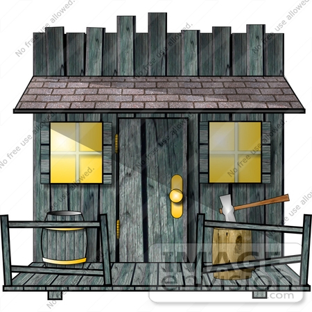 Building clipart old fashioned Building front clip Clipart House