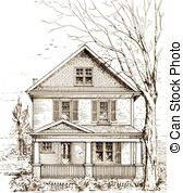 Porch clipart old building 755 a Art and free