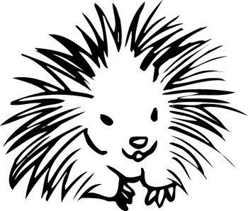 Porcupine clipart Free Images Clipart Clipart Clipart