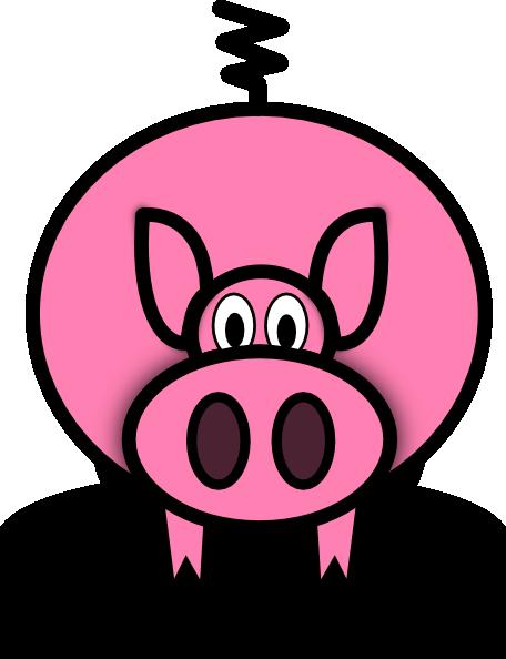 Pork clipart pink pig Download Pig  art at