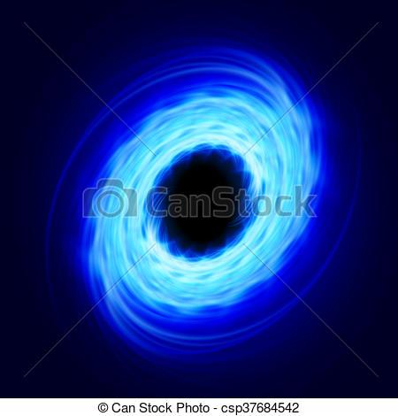 Portal clipart Portal of Blue black portal