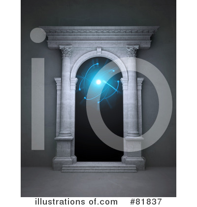 Portal clipart Clipart Clipart Royalty Illustration #81837