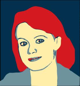 Portrait clipart Art online  art Portrait