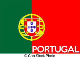 Portugal clipart Very and Illustrations flag big
