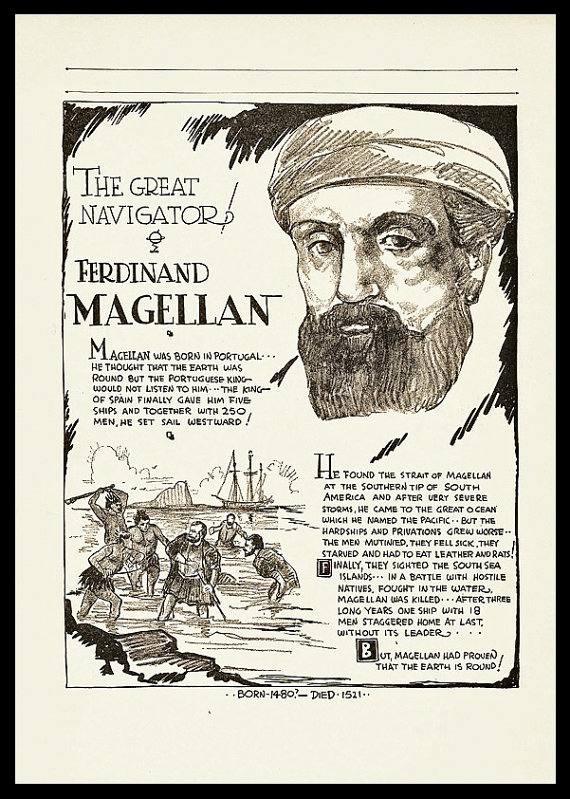 Portugal clipart ferdinand magellan Portuguese Great by Explorer