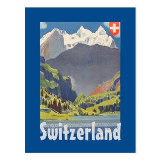 Postcard clipart switzerland Postcard Alps Postcards Swiss Zazzle