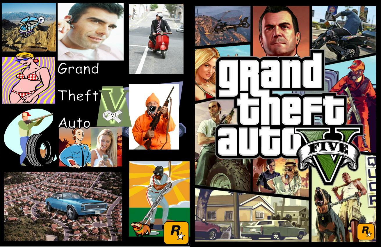 Covered clipart gta v Comic clip And Sans Game