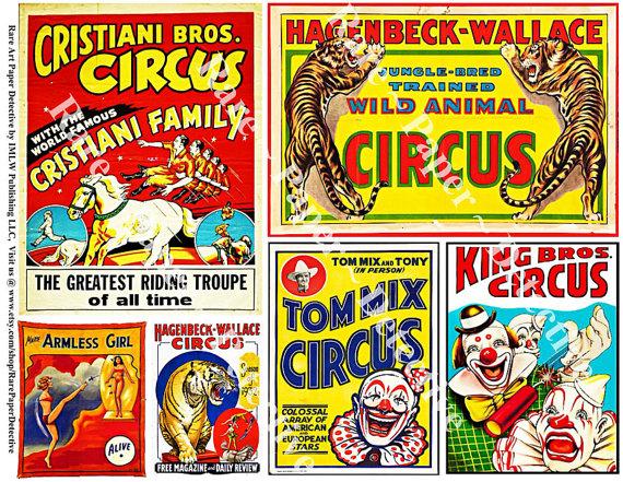 Carneval clipart circus train Art Carnival Animals Carnival Poster
