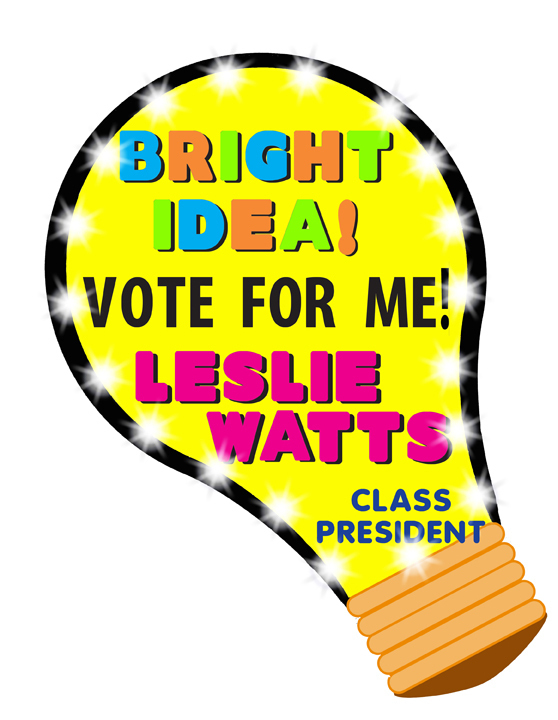 Poster clipart election Vote Me School Election a