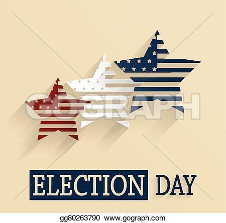 Poster clipart election Election poster illustration  Clipart