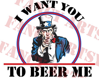 Uncle Sam clipart american government Beer i me File Sam