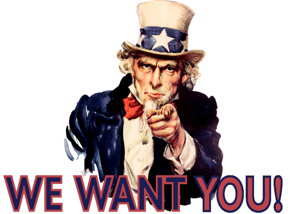 Uncle Sam clipart i want you Sam I Grove Sam Download