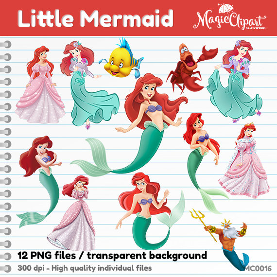 Ariel Disney PROMOTION Princess ·