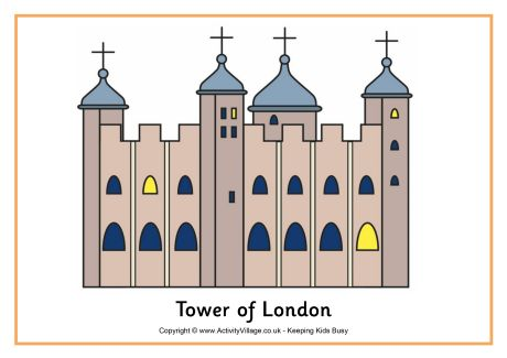 Poster clipart london #6