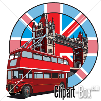 Poster clipart london #3