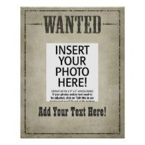 Poster clipart most wanted #12
