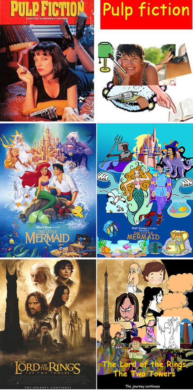Covered clipart movie poster Movie Sans Posters Clip Using