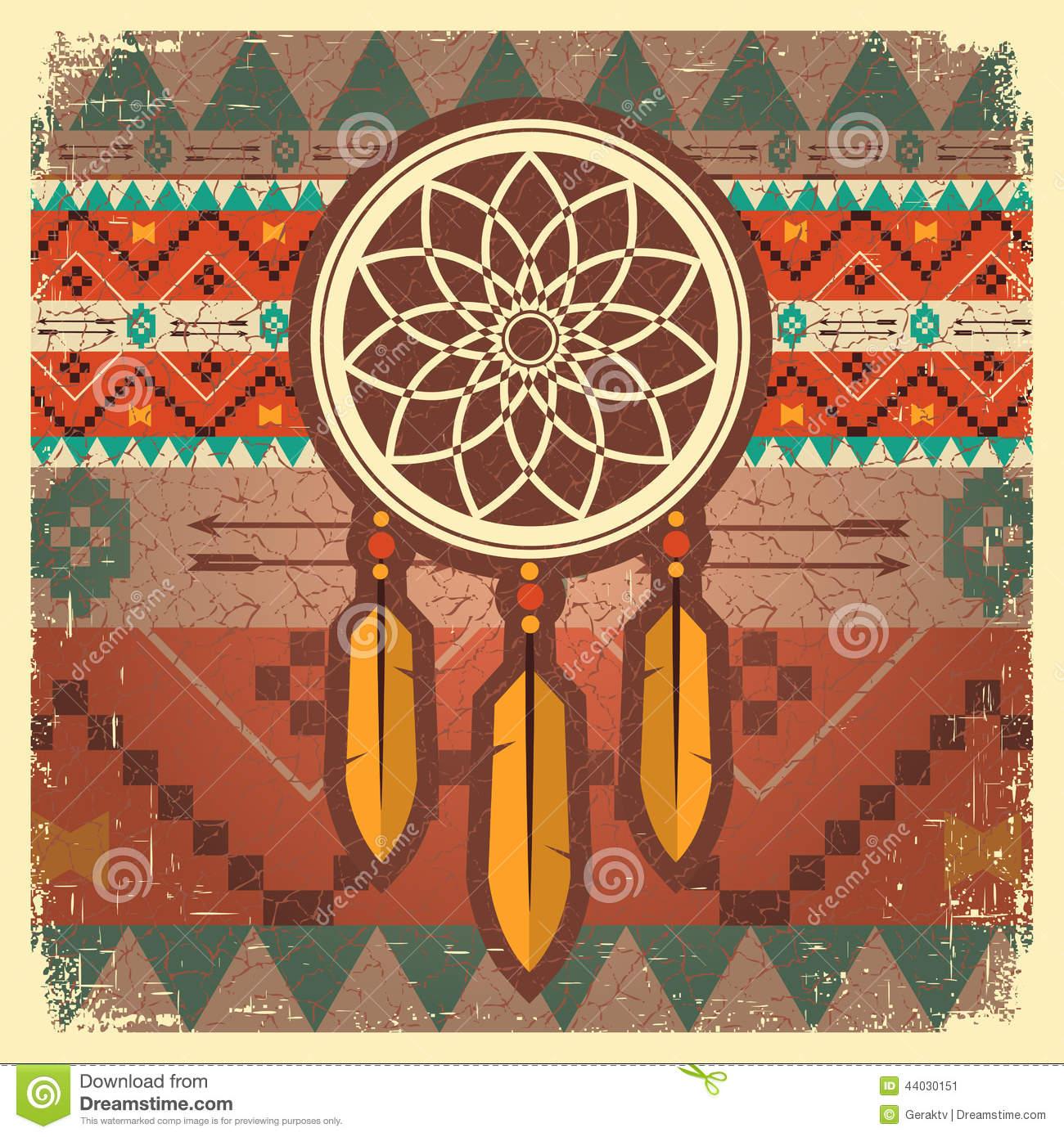 Poster clipart native More!  ethnic native ornament