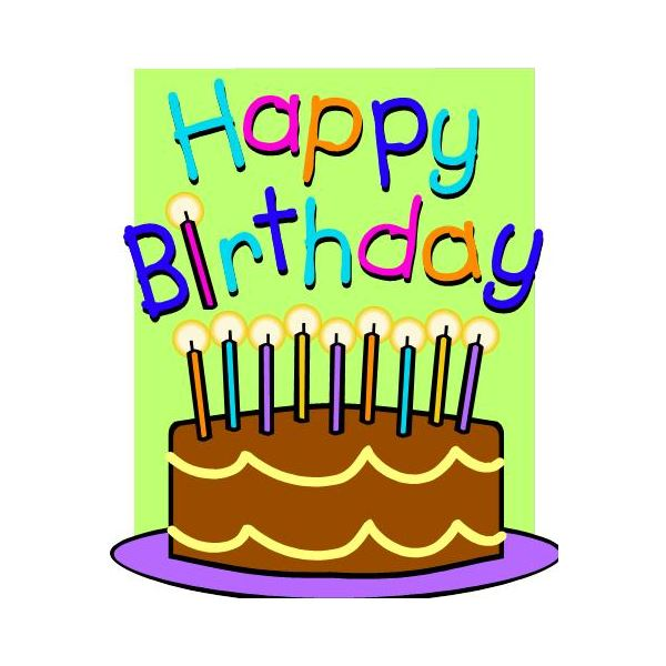 Card clipart happy birthday Clip Art Clip library Clipart