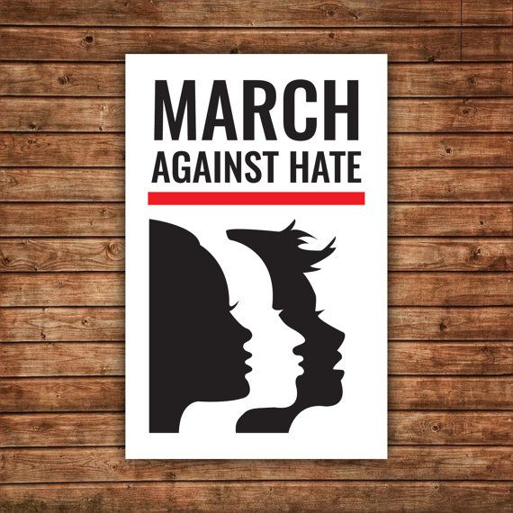 Poster clipart rally protest Protest Poster March on March