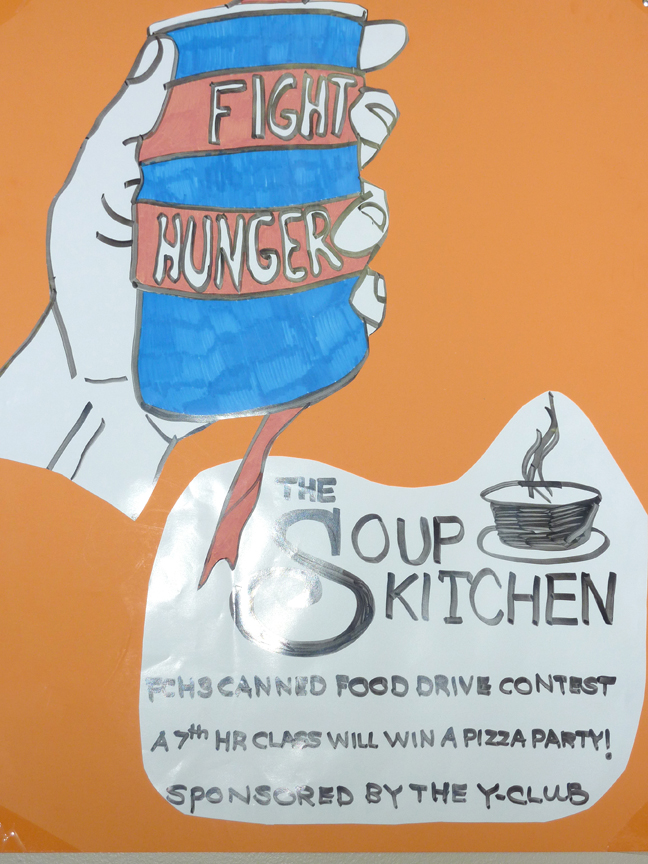 Poster clipart soup kitchen ACCESS Kitchen drive settles County