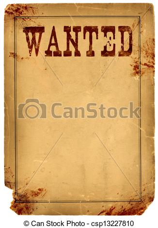 Poster clipart wild west #9