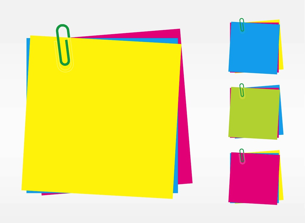 Paper clipart post it It Clip Post Post and