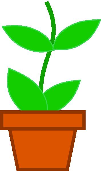 Pot Plant clipart Clipart plant a of Clip