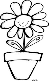 Plant clipart colouring Flower flower Patterns/Coloring Art more