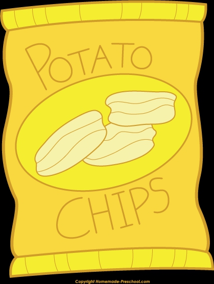 Potato Chips clipart biscuit packet Art chips Savoronmorehead Clip clipart