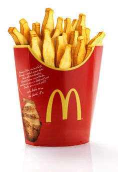 Potato Chips clipart mcdonalds fry Fries served McDonald's ICE generally