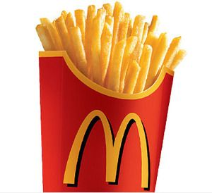 Potato Chips clipart mcdonalds fry (and Baked Pinterest with Sweet