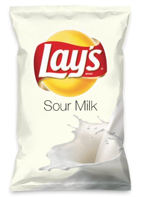 Potato Chips clipart one  LAY'S Sick on Lays