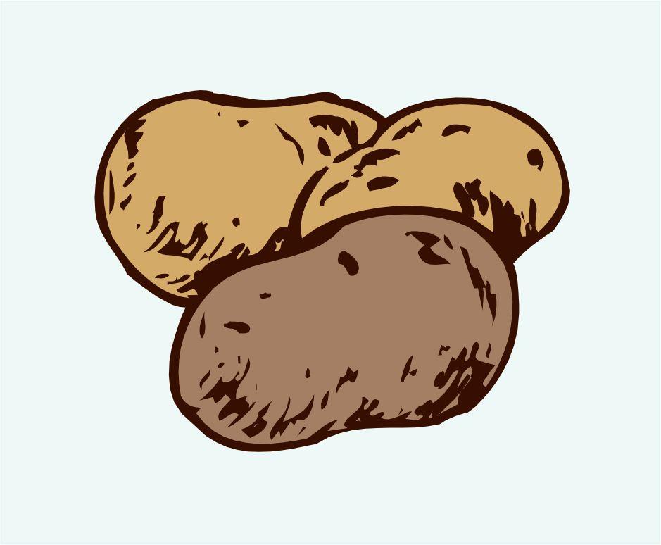 Potato clipart Clipart Potato Clipart Bay Potato