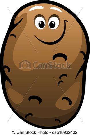 Potato clipart brown Clip Clipart potato #97 art