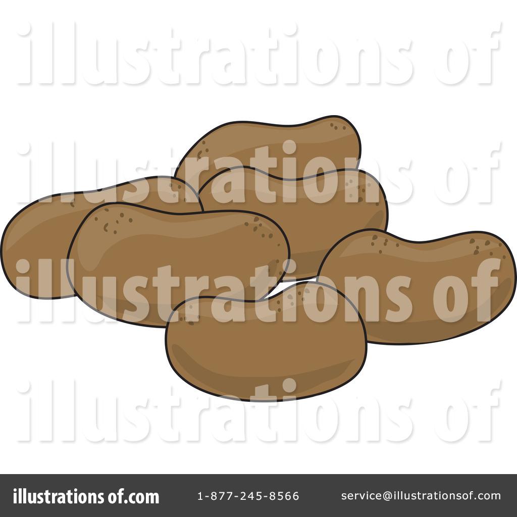 Potato clipart brown Free Clipart Royalty Potato (RF)