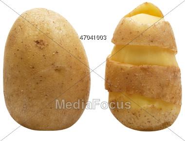 Potato clipart brown Peeled Potato Potato Photo Stock