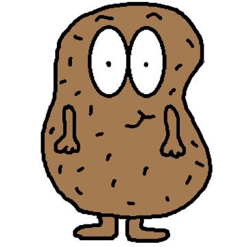 Pice clipart potato #12