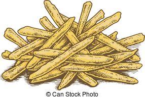 Potato clipart fried potato 147 Vector Colorful potatoes Graphics