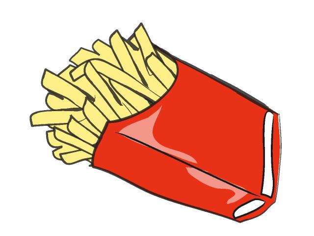 Potato clipart fried potato Cliparts Fry food Cliparts Fries
