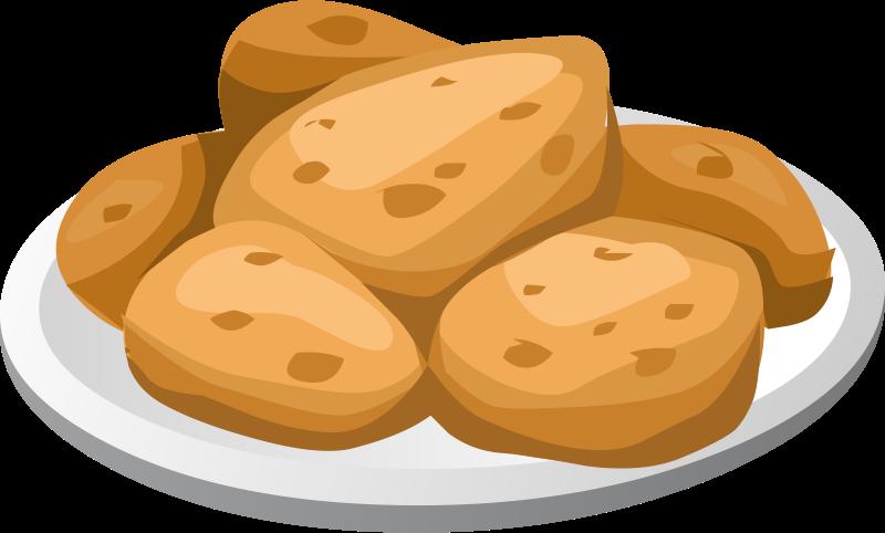 Pice clipart potato #3