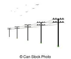 Line clipart power line Line Download #16 Power clipart