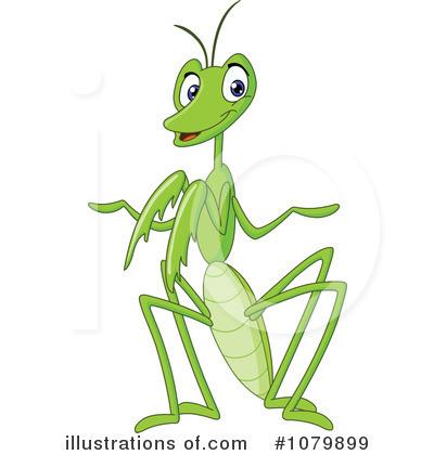Praying Mantis clipart #1079899 by yayayoyo #1079899 Free