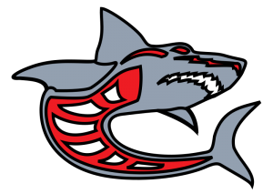 Predator clipart Shark_grey_red_by_ashed Download Clip Predator Art