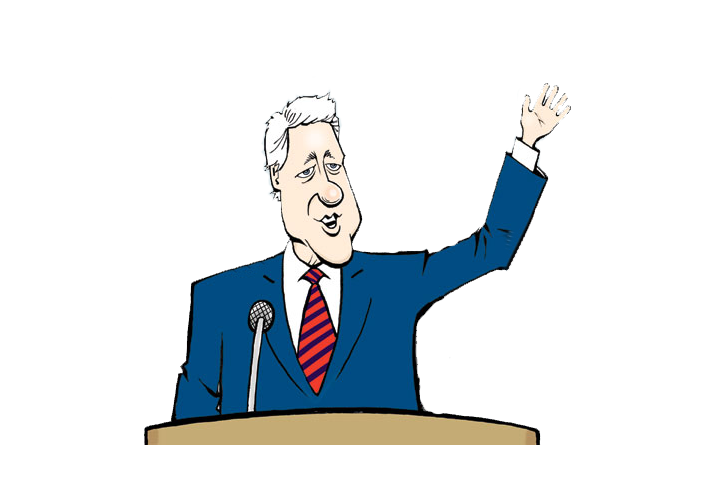 Presidents clipart You credit Bill a this