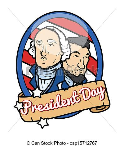 Presidents clipart Presidents art clip day president