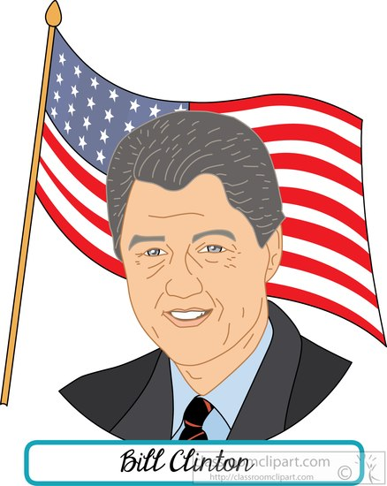 Presidents clipart bill clinton Clipart with From: Results for