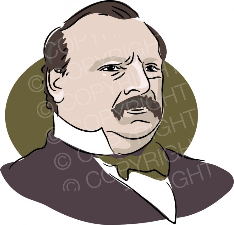 Presidents clipart cleveland #6